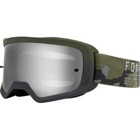 Fox Main II Gain Spark Brille Herren camo/chrome mirrored